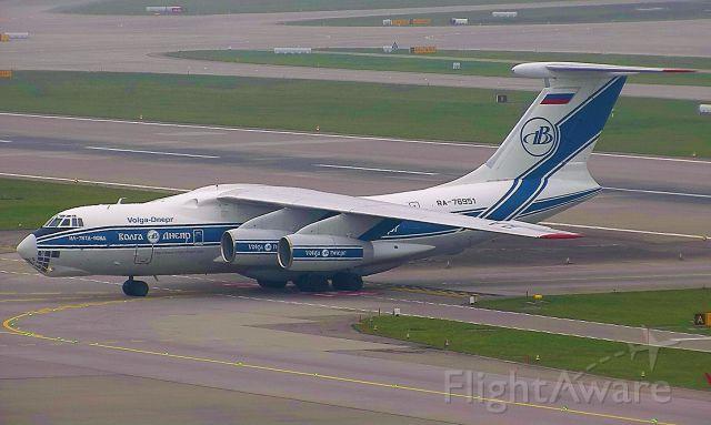 Ilyushin Il-76 (RA-76951)
