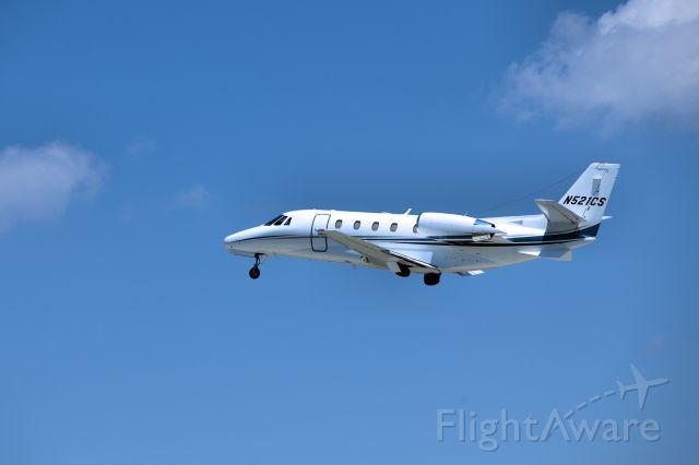 Cessna Citation Excel/XLS (N521CS)