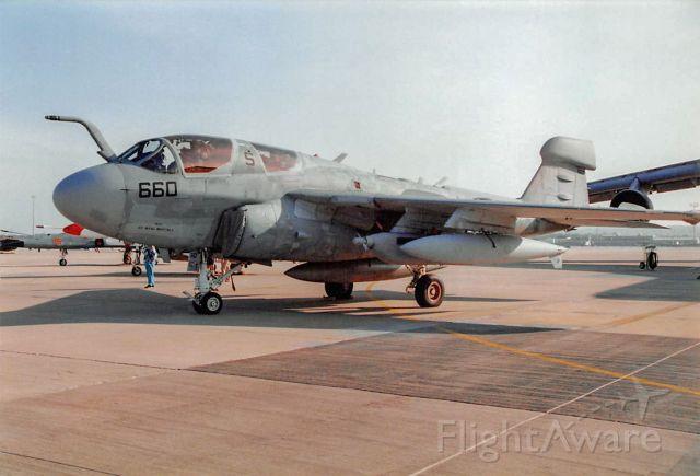 — — - Northrop Grumman EA-6B Prowler