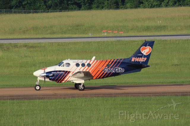 Beechcraft King Air 90 (N149CF)