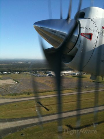 Fairchild Dornier 228 (VH-VJD) - Departing YCCA to YBBN