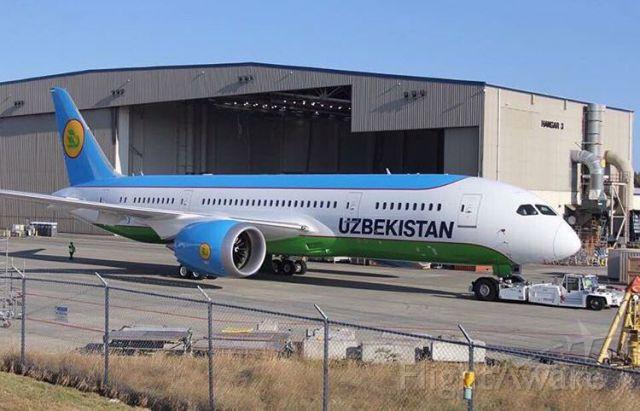 — — - New Boeing-787 Dreamliner
