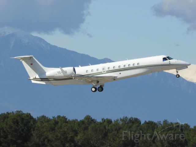 Embraer Legacy 600/650 (TC-ATG)