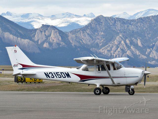 Cessna Skyhawk (N315DM)