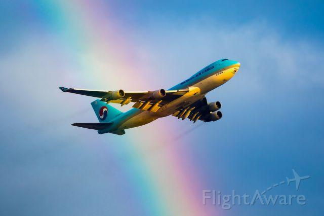 Boeing 747-400 (HL7448) - Rainbowqueen