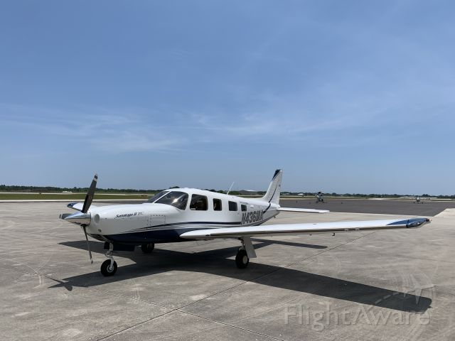 Piper Saratoga (N436MA)