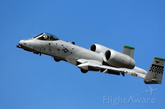 Fairchild-Republic Thunderbolt 2 (79-1106) - 2011 Seoul International Aerospace and Defense Exhibition