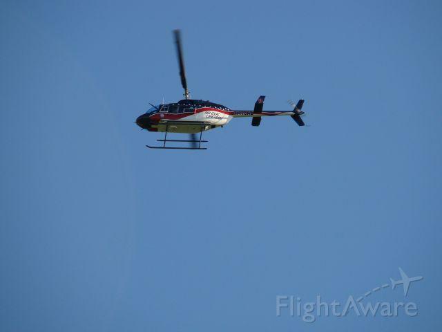 Bell JetRanger (N415AE)