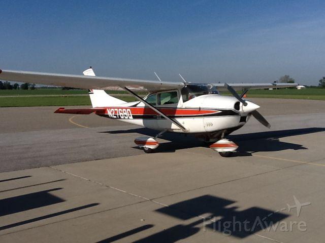 Cessna Skylane (N2769Q) - C56