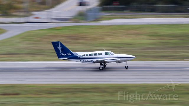Cessna 402 (N4652N)