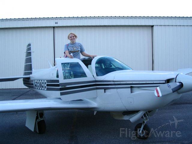 Mooney M-20 Turbo (N5809B) - Mooney 231