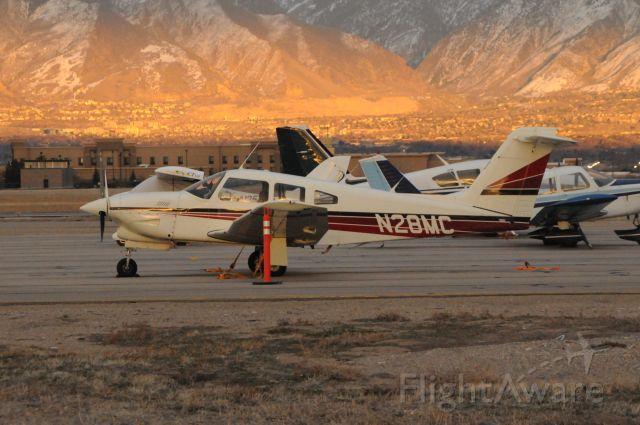 Piper Arrow 4 (N28MC)