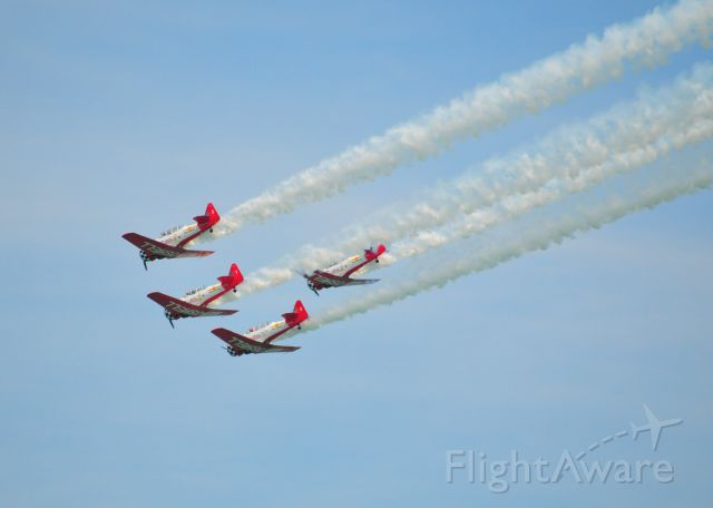 — — - Chicago Air and Water Show 2012