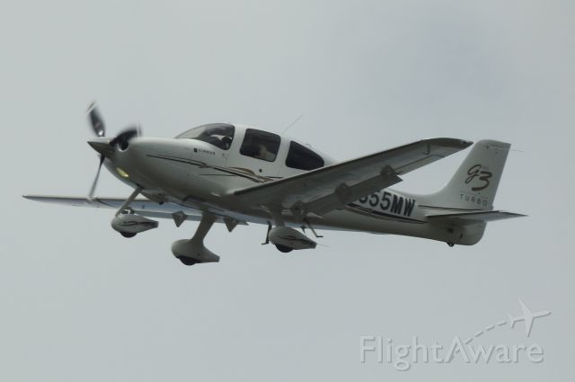 Cirrus SR-22 (N355MW)