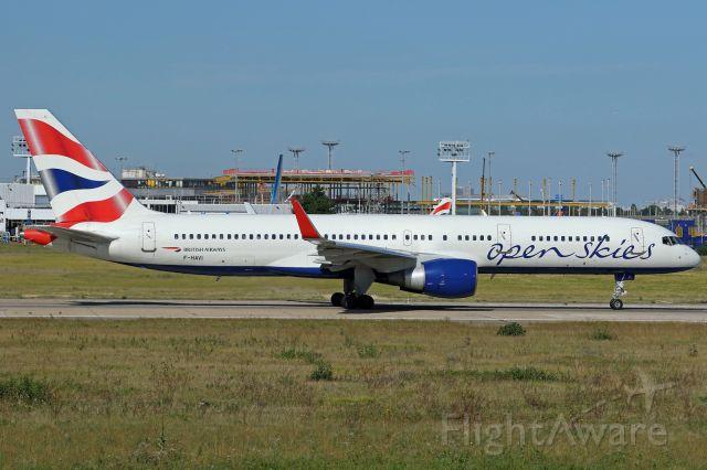 Boeing 757-200 (F-HAVI)