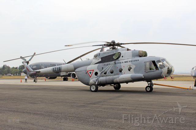 FAM1719 — - Fuerza Aérea Mexicana / Mil Mi-17 / 1719 / MMSM 04/2019