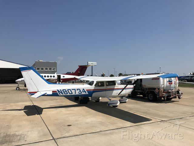 Cessna Skyhawk (N80734) - New Owner of N80734 is South Texas Flying Club in Corpus Christi, TX