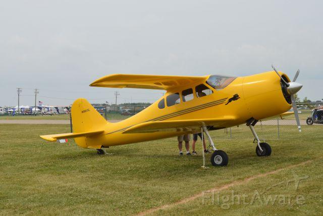 Beechcraft Staggerwing (N985L) - AirVenture 2014