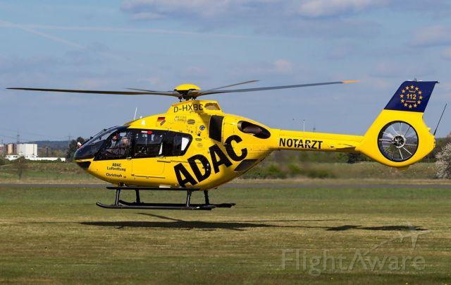 Eurocopter EC-635 (D-HXBC) - Eurocopter EC135-P3/CPDS
