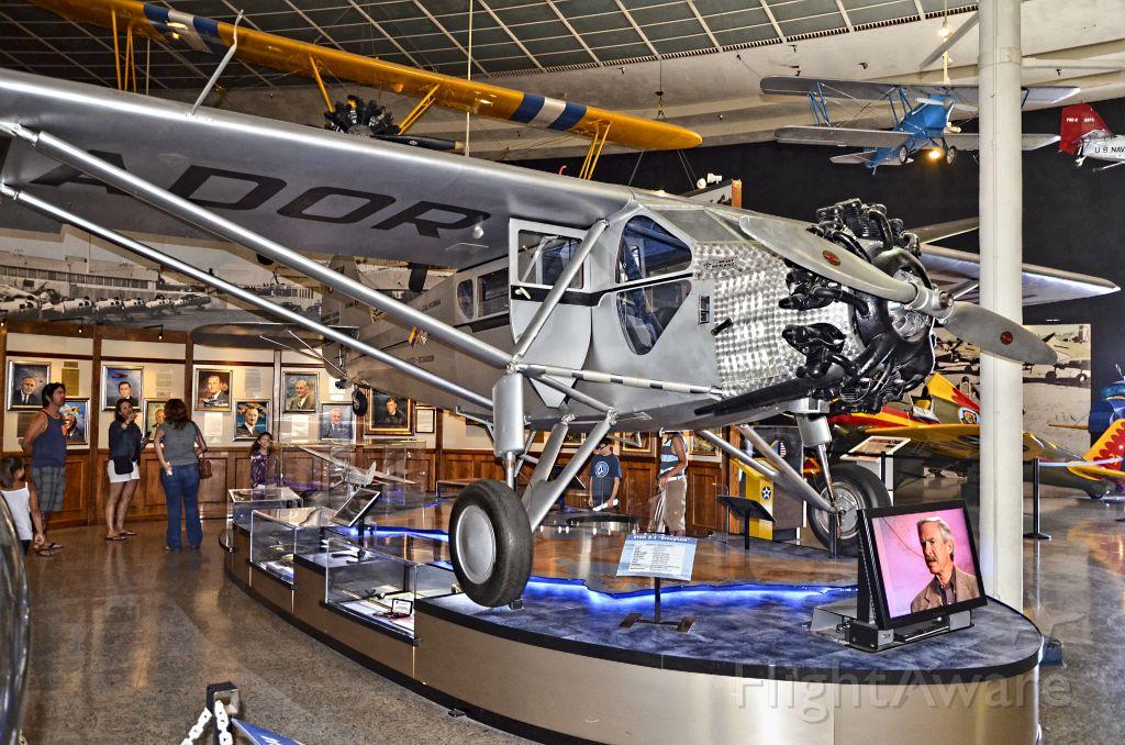 Piper Saratoga (N9236) - N9236 (NC731M) 1929 Ryan B-5 Brougham -  San Diego Air & Space Museum