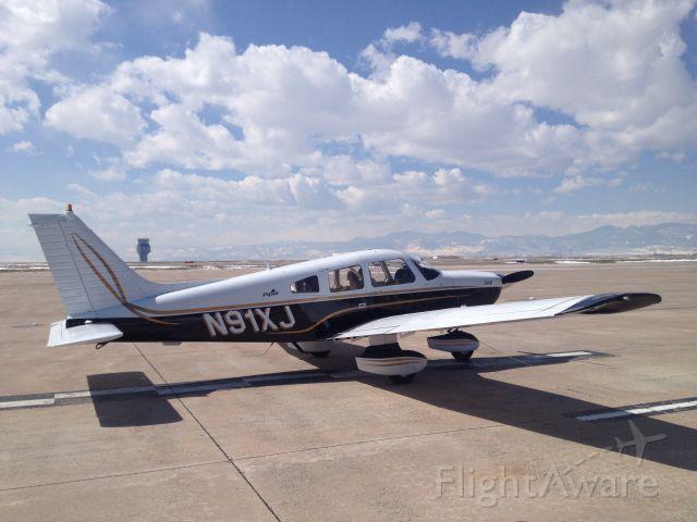 Piper Dakota / Pathfinder (N91XJ)