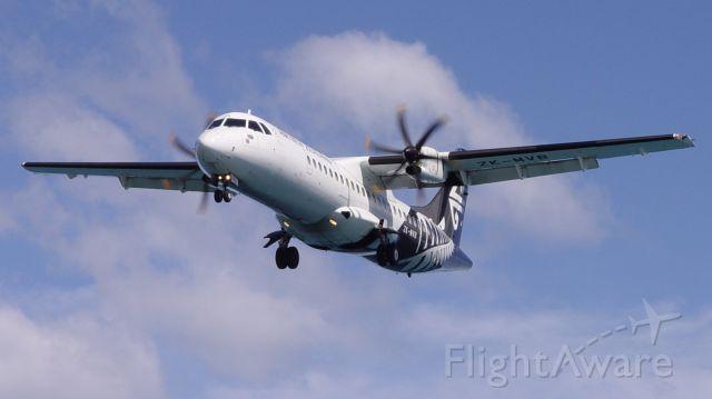 Aerospatiale ATR-72-600 (ZK-MVB)