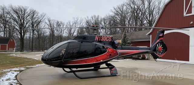 Eurocopter EC-130 (N130CS)