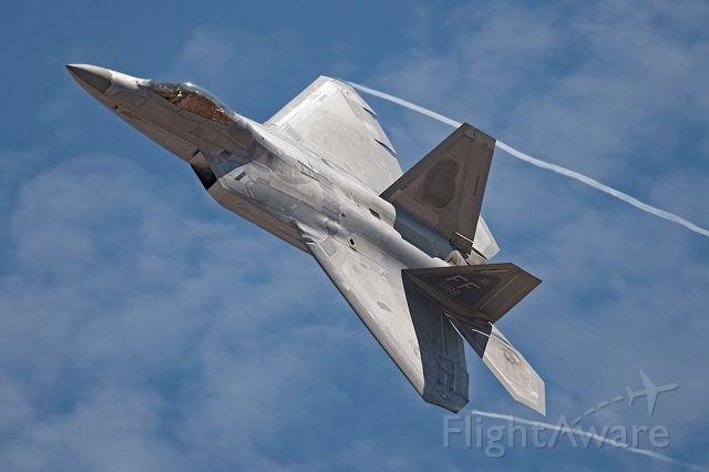 Lockheed F-22 Raptor (09-4186)