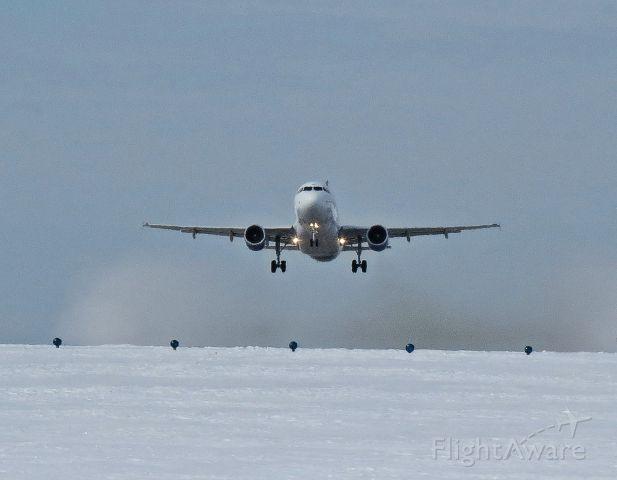 Airbus A319 (N310NV)