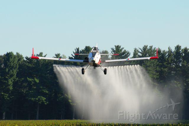 THRUSH Turbo Thrush (S-2R-T660) (N915HA) - Heritage Ag off airport, Northern Kent County,Michigan