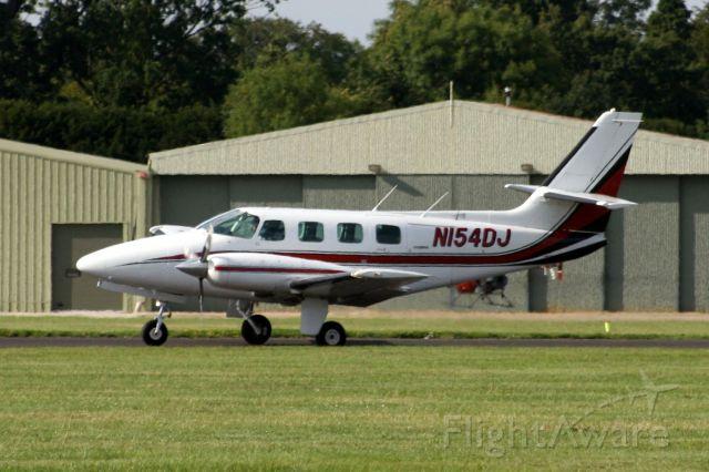 Cessna T303 Crusader (N154DJ) - 13-Aug-09