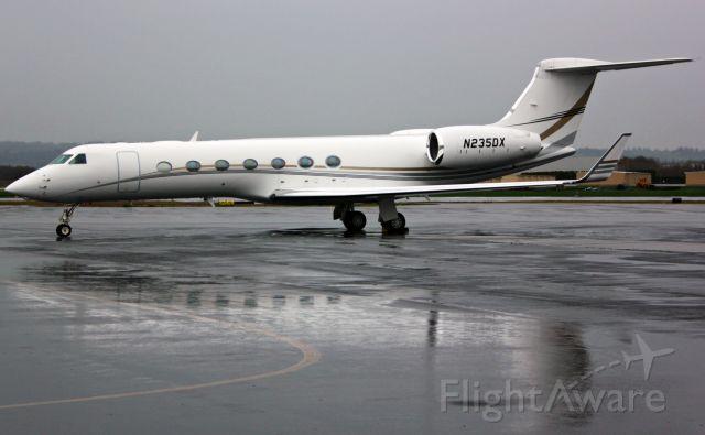 Gulfstream Aerospace Gulfstream V (N235DX)