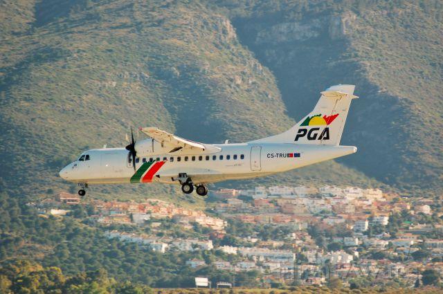 Aerospatiale ATR-42-300 (CS-TRU)