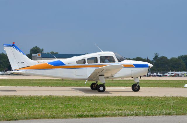 Beechcraft Sundowner (N722F) - AirVenture 2014