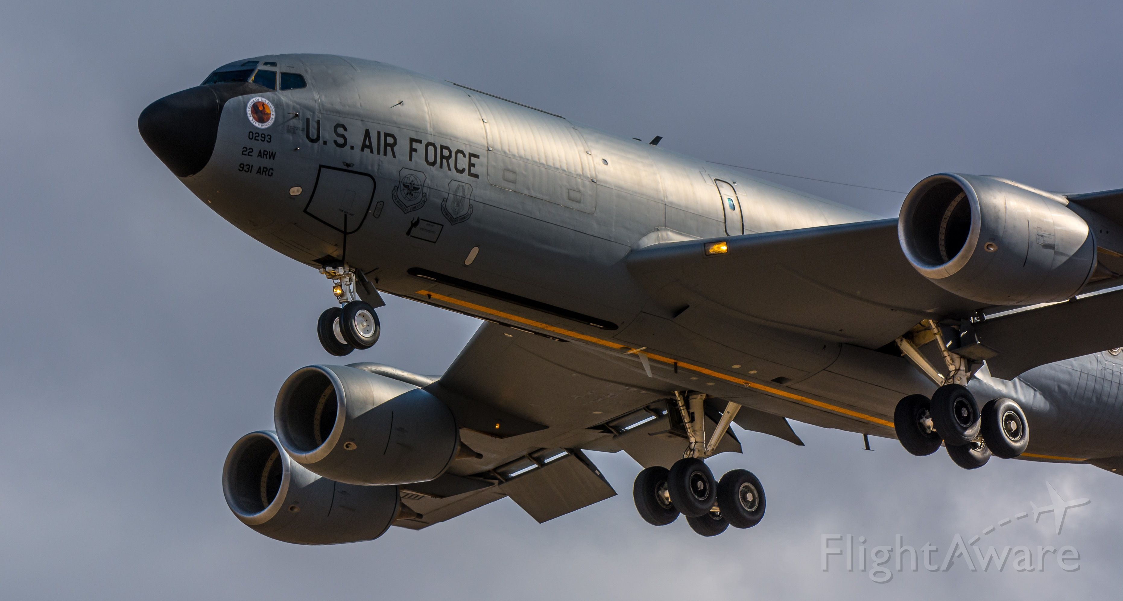 Boeing C-135FR Stratotanker —