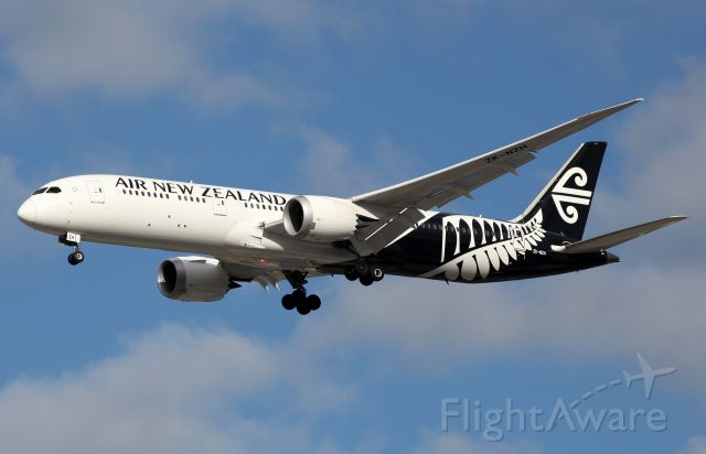 ZK-NZH — - Short Final To Rwy 16R