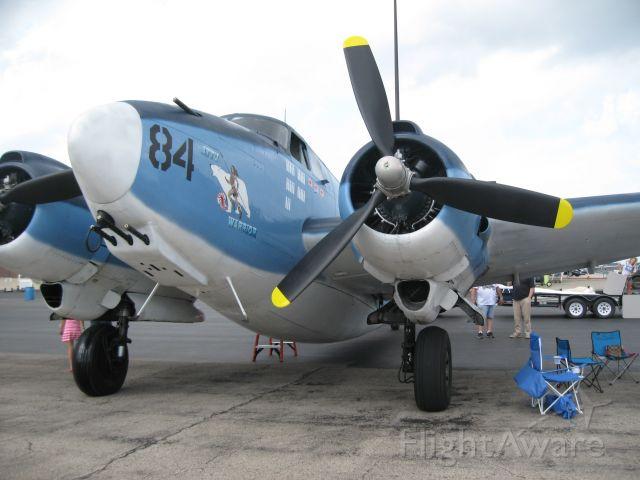 "OAKLAND Centaurus (N7670C) - Lockheed PV-2 Harpoon ""Attu Warrior"""