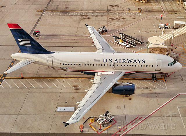 Airbus A319 (N839AW)