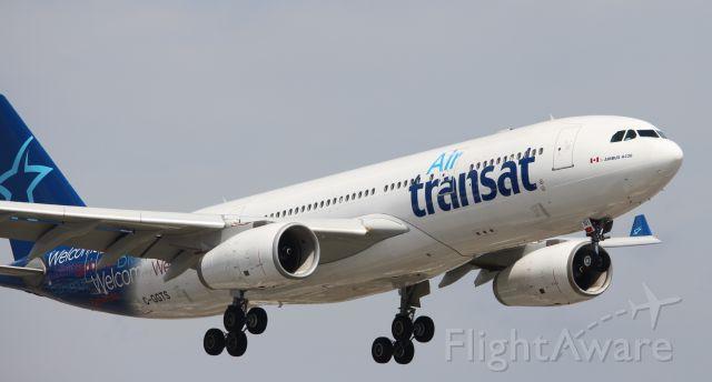 Airbus A330-200 (C-GGTS)