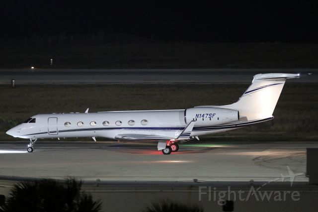 Gulfstream Aerospace Gulfstream V (N147SF)