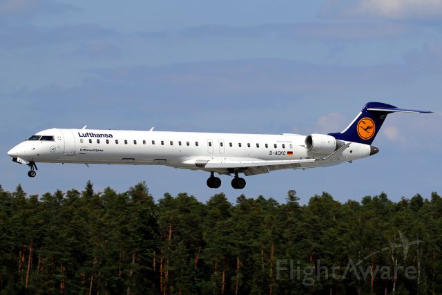 Canadair Regional Jet CRJ-900 (D-ACKC)
