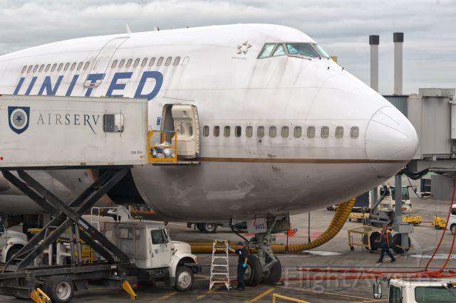 Boeing 747-400 (N122UA) - 20th March, 2017