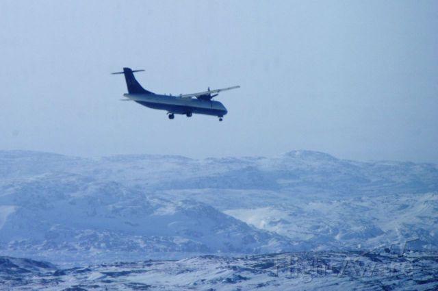 ATR ATR-72 (CAV6494)