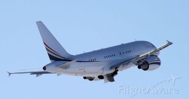 Airbus A318 (VQ-BDD) - Royal Jordanian A318 Taking off from Gander International Airport.