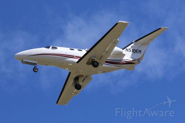 Cessna Citation Mustang (N510ER)