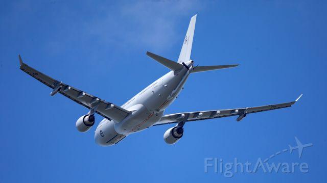 Airbus A330-200 (A39004) - RAAF KC-30A A330-200 MRTT