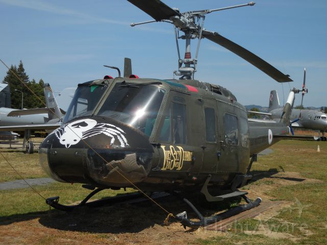 Bell UH-1V Iroquois (6616779) - 102nd Army Reserve Command