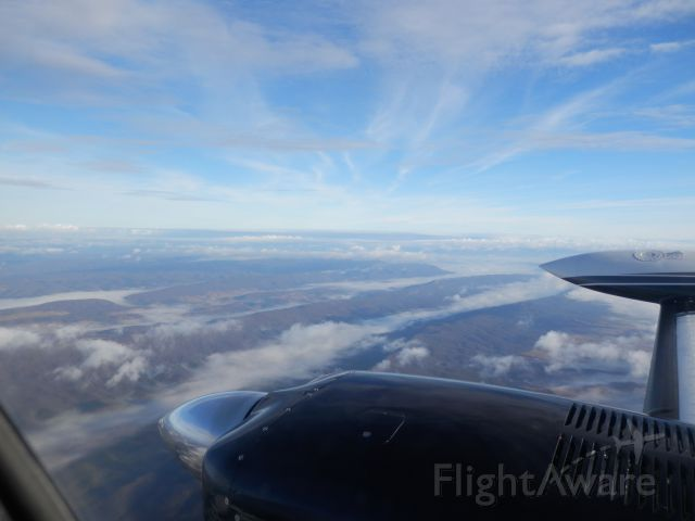 Cessna 340 (N200GC) - In Route to WV Skiing