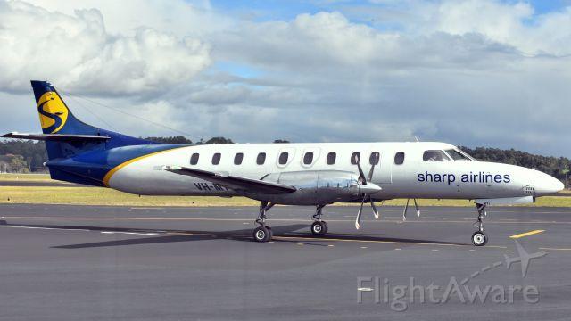 Fairchild Dornier SA-227DC Metro (VH-MYI) - Sharp Airlines SA227-DC Metro 23 VH-MYI. 10 May 2018. Wynyard Airport, Tasmania Australia 10 May 2018.
