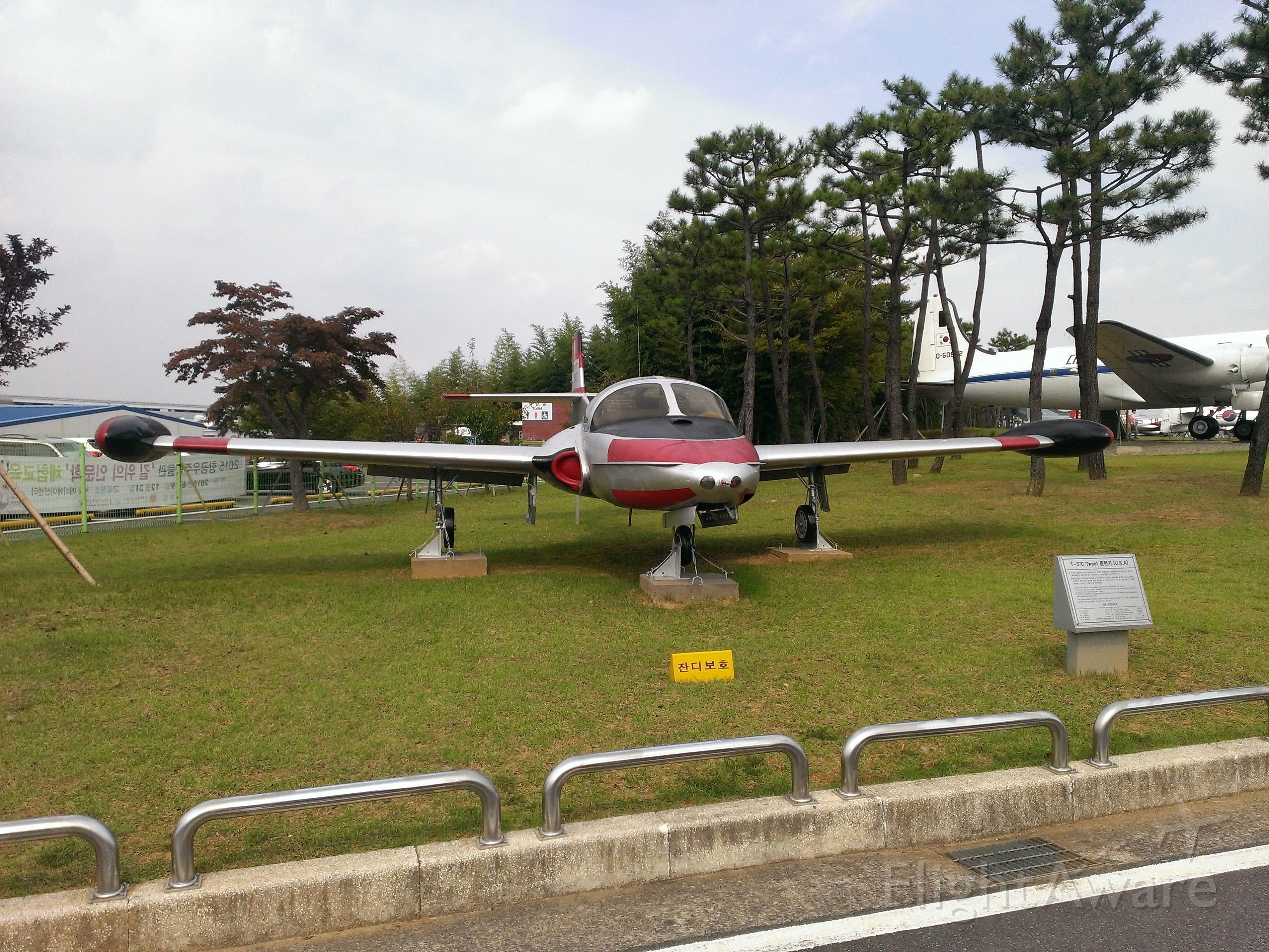 Cessna 318C (N21361) - Korean Aerospace Industries (KAI)  Aerospace Museum in Sacheon, Korea